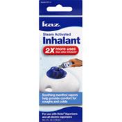 Kaz Inhalant, Steam Activated