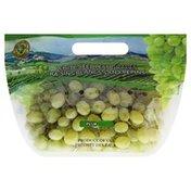 Produce Grapes, White, Seedless