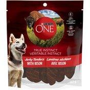 Purina True Instinct Jerky Tenders with Bison Dog Treats