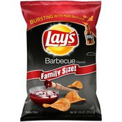 Lay's Barbecue Potato Chips   Plastic Bag