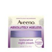 Aveeno Absolutely Ageless Restorative Night Cream