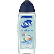 Dial Hand Soap, Liquid, Tropical Breeze