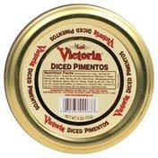 Victoria Pimentos, Diced