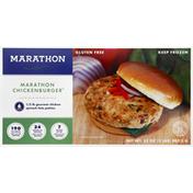 Marathon Chickenburger
