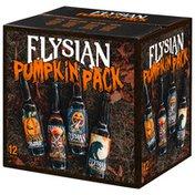 Elysian Pumpkin Variety Pack Beer Bottle