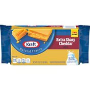 Kraft Extra Sharp Cheddar Cheese
