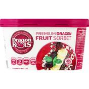 Dragon Roots Sorbet, Premium, Dragon Fruit