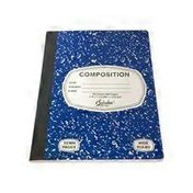 iScholar Ruled Composition Notebook