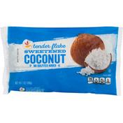 SB Coconut, Sweetened, Tender Flake
