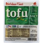 House Foods Tofu, Premium, Soft