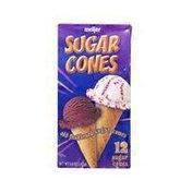 Meijer old-fashioned sugar cones