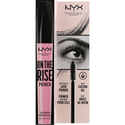 NYX Professional Makeup Lash Booster, On The Rise Primer