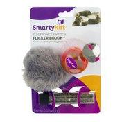 SmartyKat Flicker Buddy Electronic Light Toy