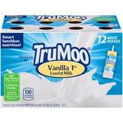 TruMoo 1% Lowfat Vanilla Milk