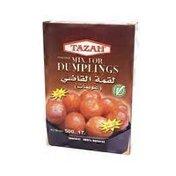 Tazah Mix For Dumplings