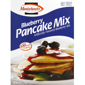 Manischewitz Pancake Mix, Blueberry