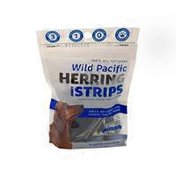 Snack 21 Wild Pacific Herring Strips For Dogs