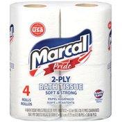 Marcal Pride 2 Ply Bathroom Tissue