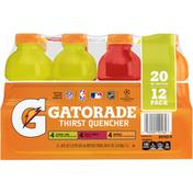 Gatorade Perform G Series Variety Pack, Fruit Punch/Lemon-Lime/Orange