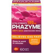 Phazyme Ultra Strength Anti-Gas Medicine