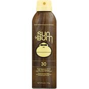 Sun Bum Sunscreen Spray, Moisturizing, Broad Spectrum SPF 30