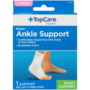 TopCare Large Basic Elastic Ankle Support