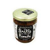 Britt's Black Market Kimchi