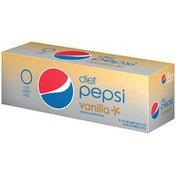 Diet Pepsi Vanilla 2x6 Cola