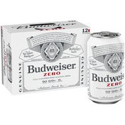 Budweiser Prohibition Brew Non Alcoholic Beer Cans