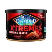 Blue Diamond XTREMES Almonds, Carolina Reaper