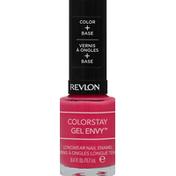 Revlon Colorstay Gel Envy Longwear Nail Enamel 120 Hot Hand
