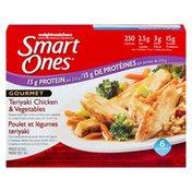 Smart Ones Teriyaki Chicken and Vegetables Frozen Meal