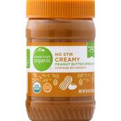 Simple Truth Peanut Butter Spread, Creamy