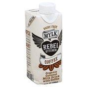Rebel Kitchen Milk Drink, Organic, Coconut, Coffee
