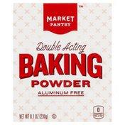 Market Pantry Baking Powder, Aluminum Free, Double Acting