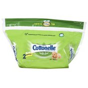 Cottonelle SOOTHING CLEAN Moist Wipes Pop-Up Refill 72
