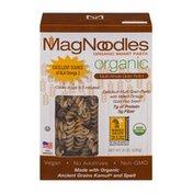 MagNoodles MagNoodle Organic Smart Pasta Multi Whole Grain Rotini