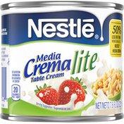 Media Crema Nestle  Lite Cream