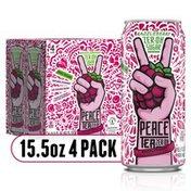 Peace Tea Zer-Oh Razzleberry Cans