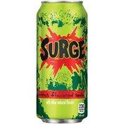Surge Citrus Soda Soft Drink