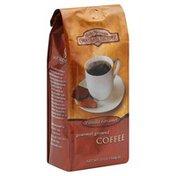 Rocky Mountain Chocolate Factory Gourmet Coffee, Vanilla Caramel, Ground