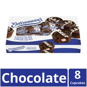 Entenmann's Chocolate Crème Filled Cupcakes