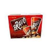 Haitai Bravo Choco Chunk Ice Cream Cone