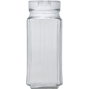Anchor Hocking Glass Container