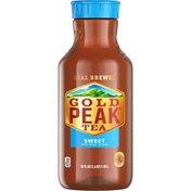 Gold Peak Sweetened Black Tea Bottles