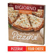 DiGiorno Four Cheese Frozen Pizza on a Hand-Tossed Style Crust