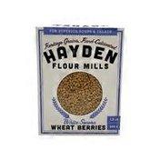 Hayden Flour Mills Wheat Berries