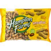 Hampton Farms Roasted Peanuts Unstalted
