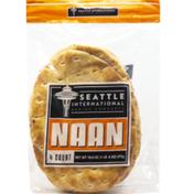 Seattle International Baking Company Naan