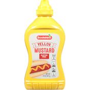 Brookshire's Mustard, Gluten Free, Yellow